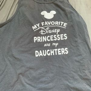 Disney Shirt large
